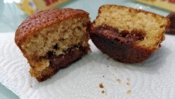 Muffin au tobleron