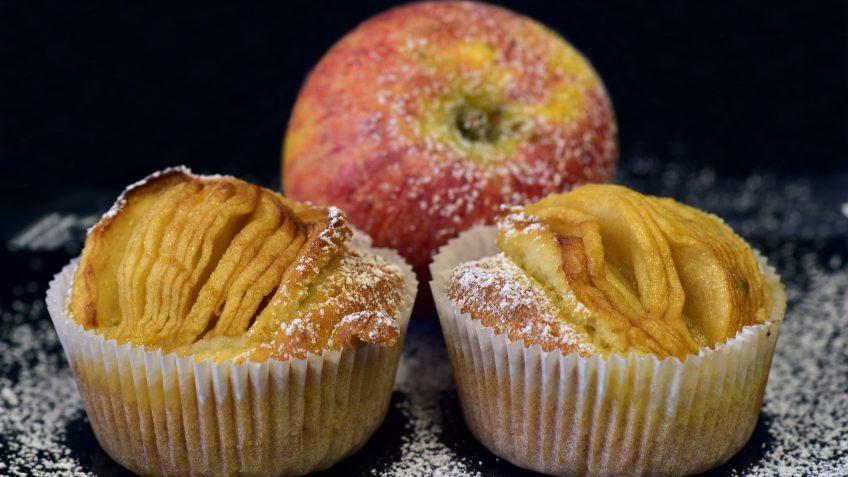 Anglaise aux pommes
