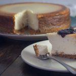 Gâteau rapide au fromage blanc