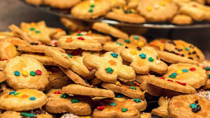 Biscuits de la Saint Nicolas