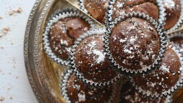 Muffins au chocolat faciles
