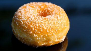 Les donuts d'Homer Simpson