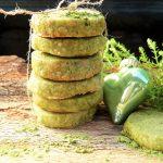 Cookies au thé vert matcha et chocolat blanc