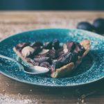 Tarte aux prunes facile