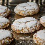 Ricciarelli de Toscane (Biscuits italiens)