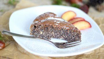Recette gâteau chocolat noisette