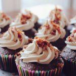 Gâteau moelleux au chocolat et aubergine