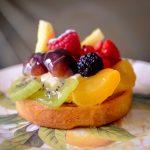 Tartelettes aux fruits frais