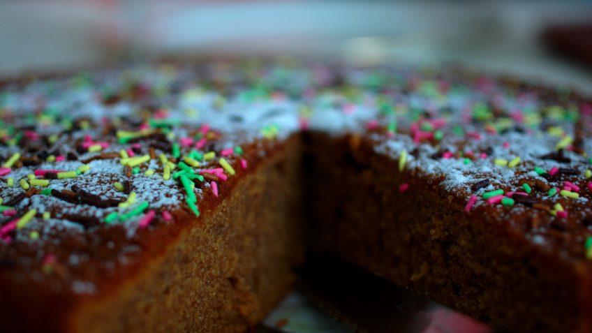 Gâteau au carambar