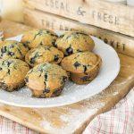Muffins au cassis
