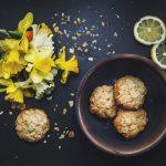 Cookies amandes-citron