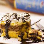Somloi galuska - gâteau hongrois -