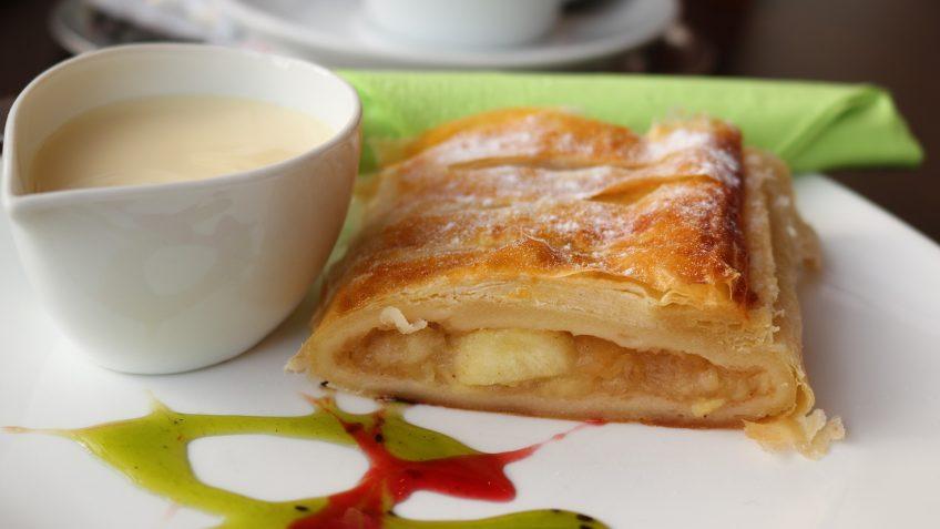 Apple Pie façon tourte
