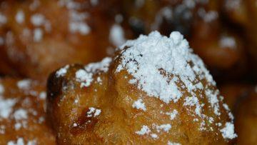 Pâte à beignet rapide