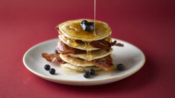 Délicieux pancakes