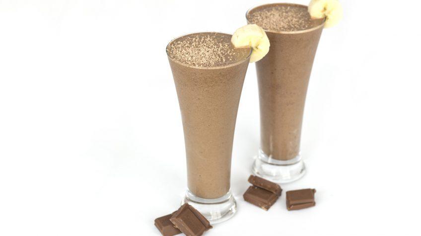 Tarte banane chocolat avec un twist